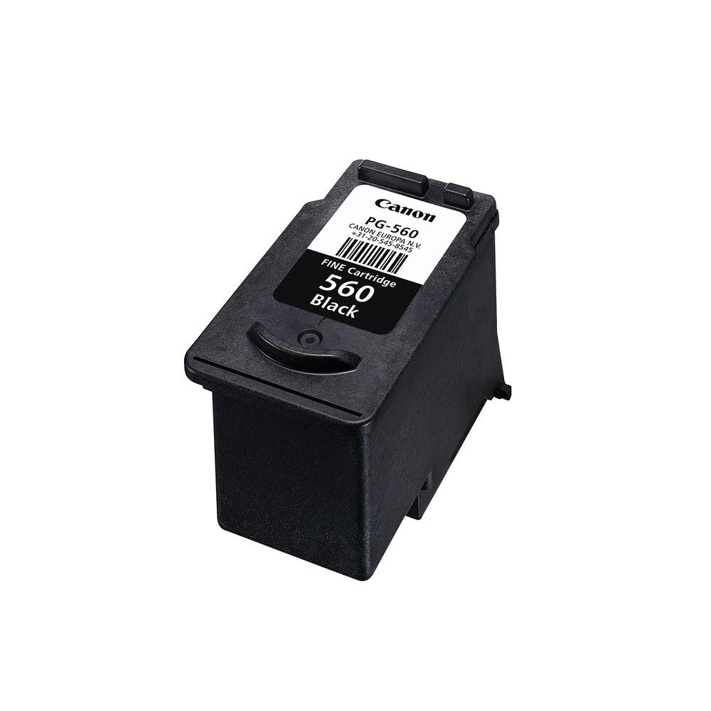 Canon PG-560 Black Ink Cartridge 3713C001