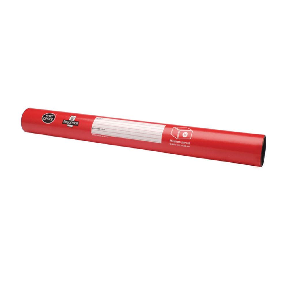PostPak Medium Mailing Tube, 480mm x 55mm x 55mm - POF02715