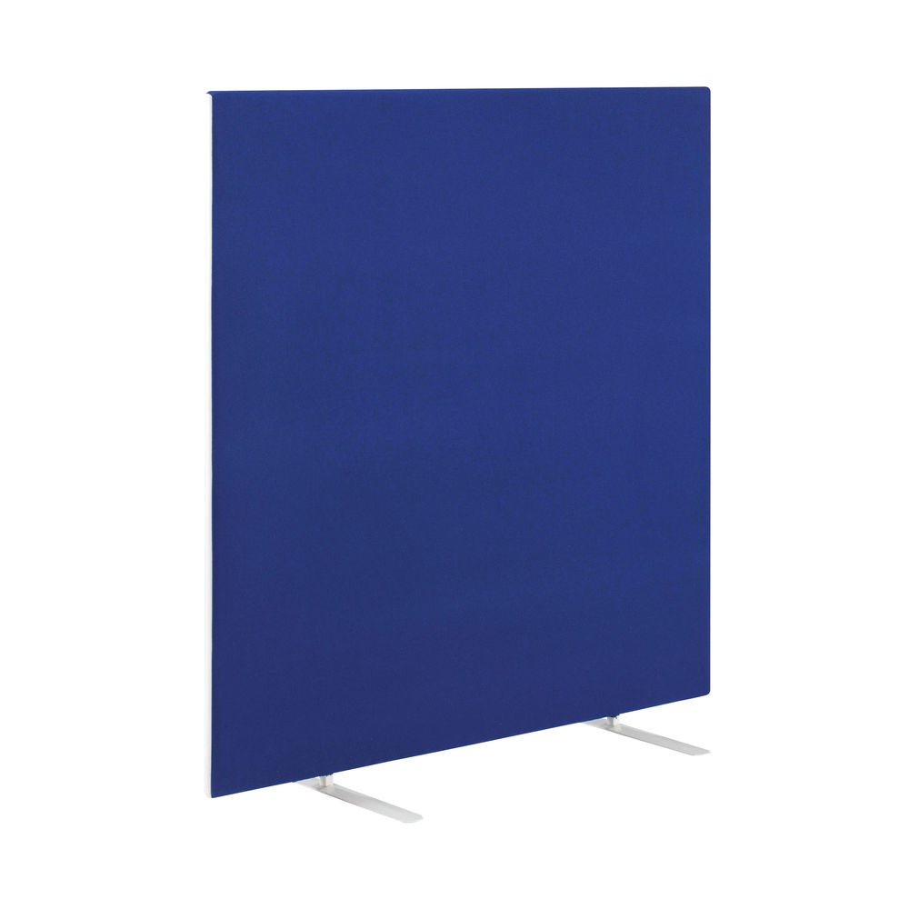 Jemini W1600 x H1600mm Blue Floor Standing Screen