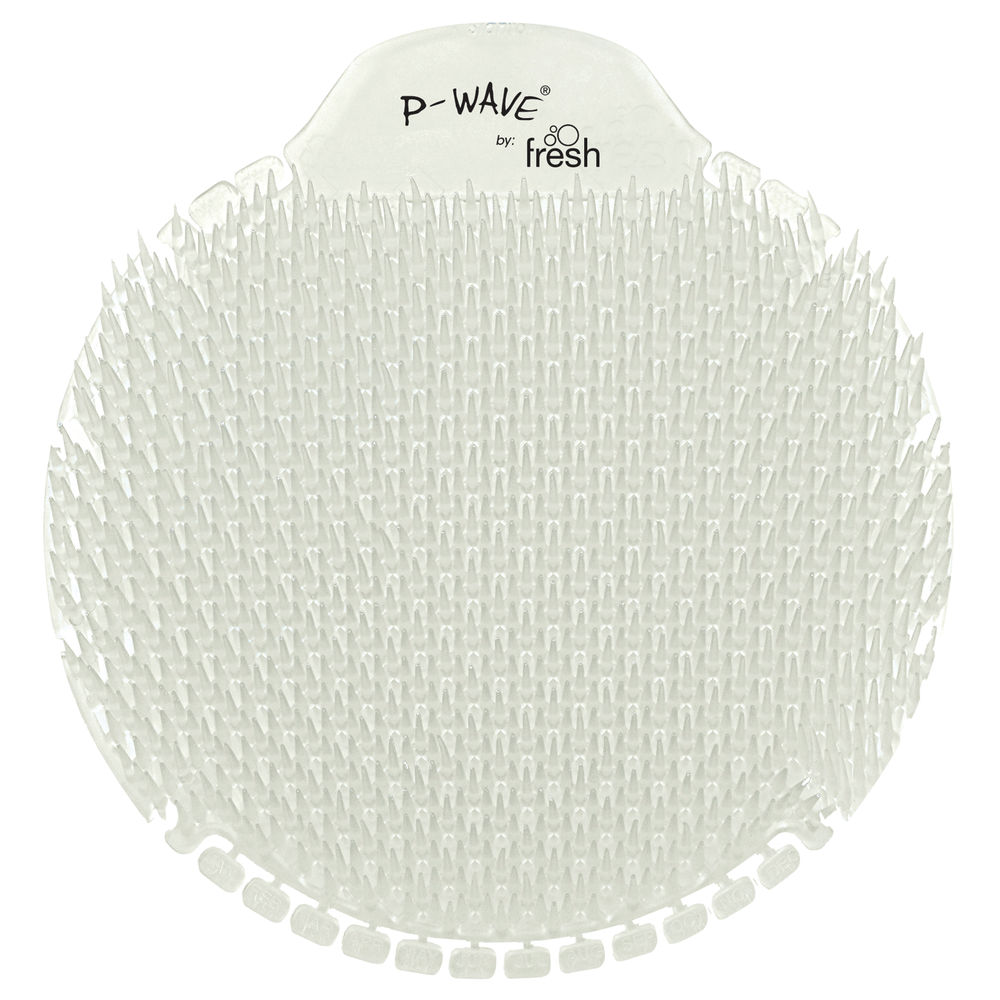 P-Wave Slant6 Urinal Screen Honeysuckle (Pack of 10) WZDS60HS