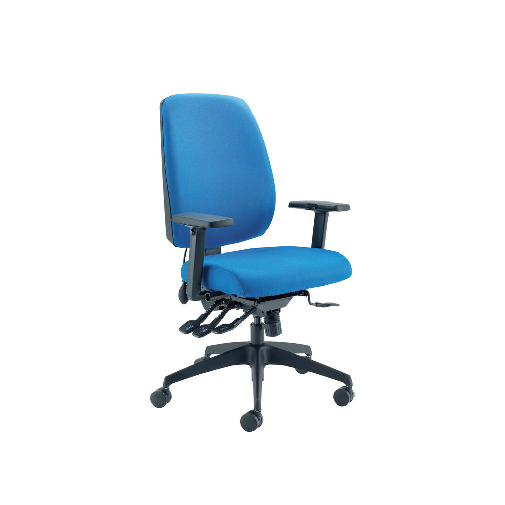 Cappela Agility Blue High Back Posture Office Chair