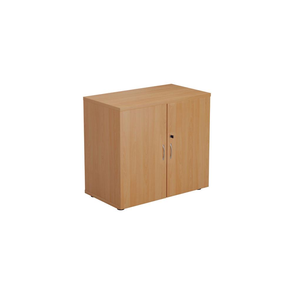 Jemini 700 x 450mm Beech Wooden Cupboard