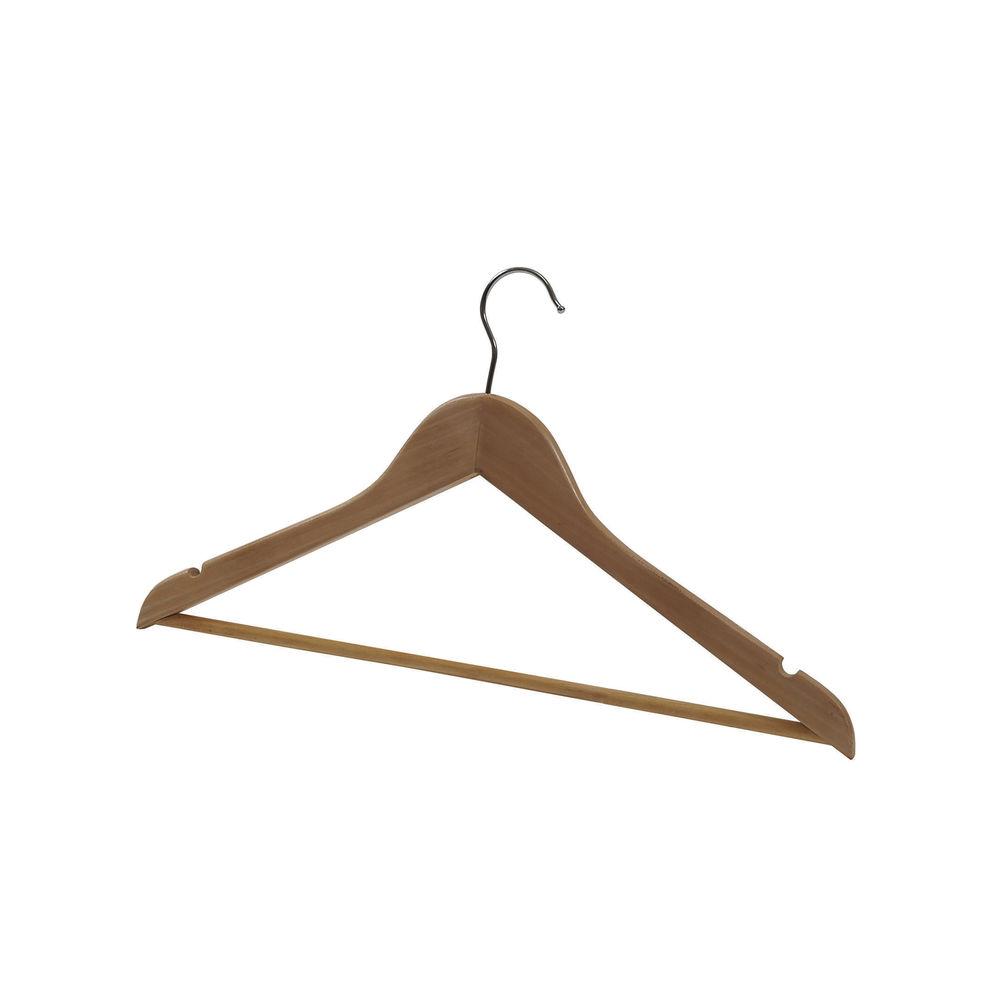 Alba Wooden Coat Hangers (Pack of 25) – PMBASICBO