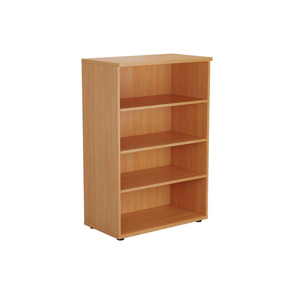 Serrion 1200mm Ferrera Oak Bookcase