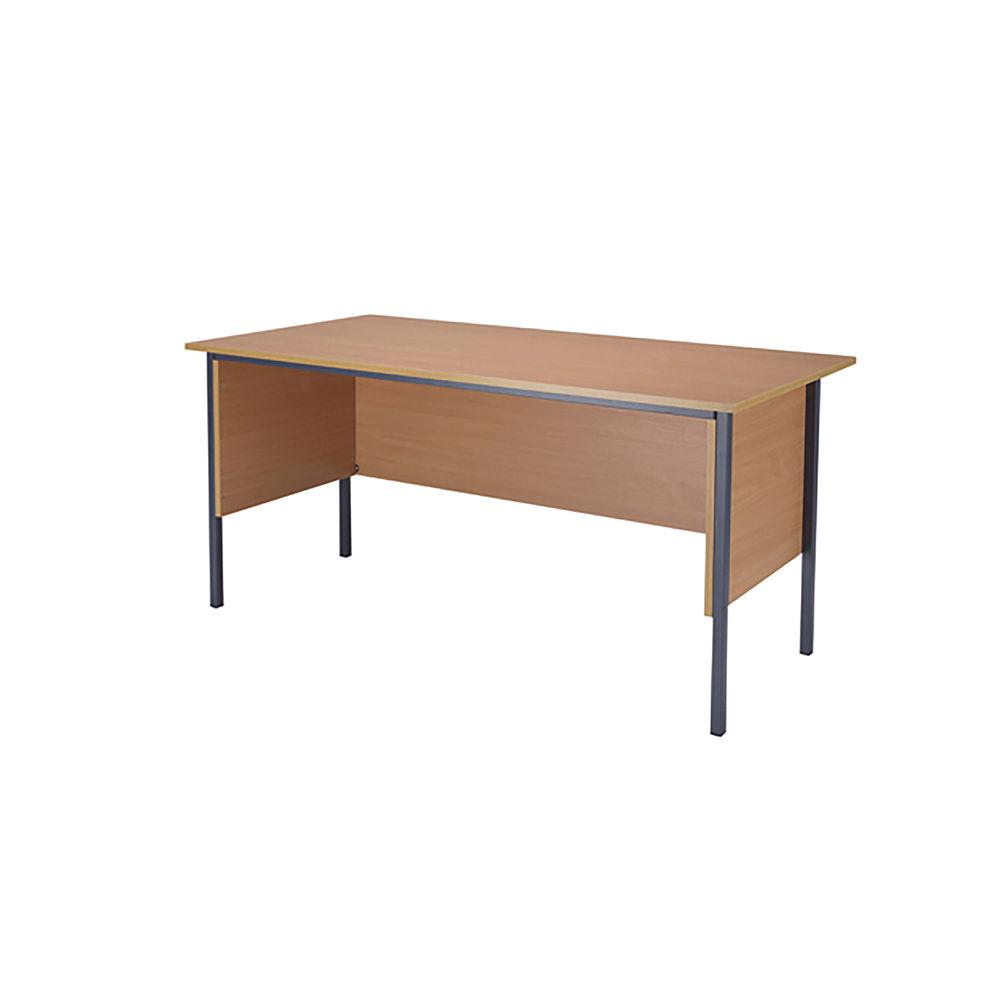 Serrion 1500mm Bavarian Beech Desk – KF838369