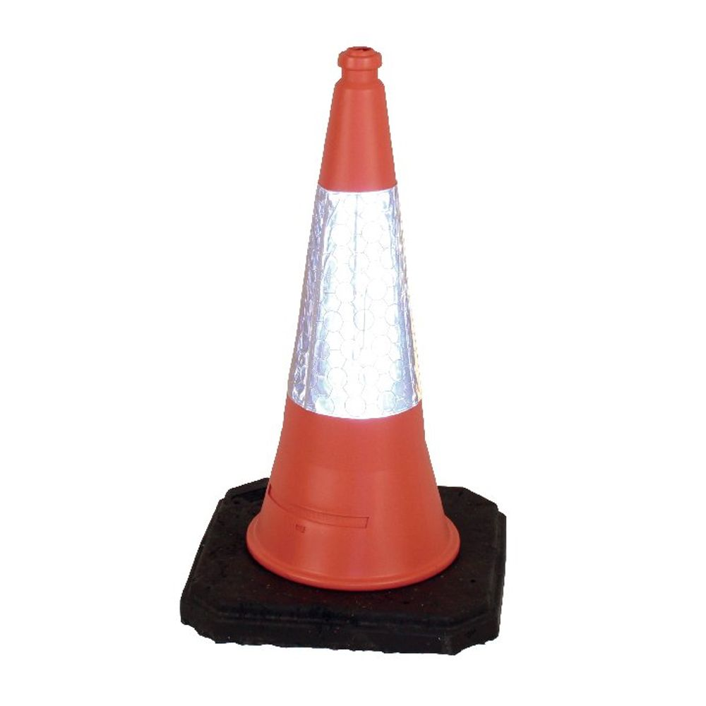JSP 100cm Sand Weighted Cone Red - 398432