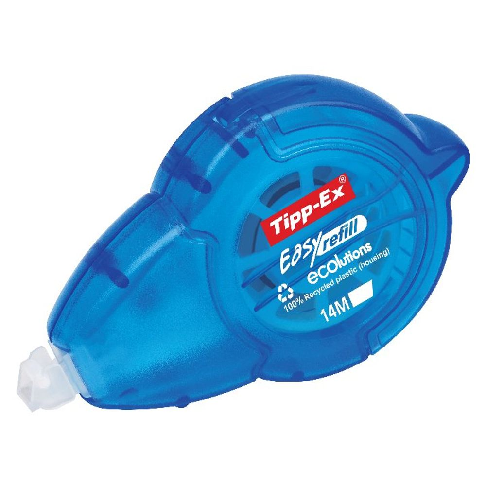 Tipp-Ex Easy Refills for Correction Roller, Pack of 10 - 879435
