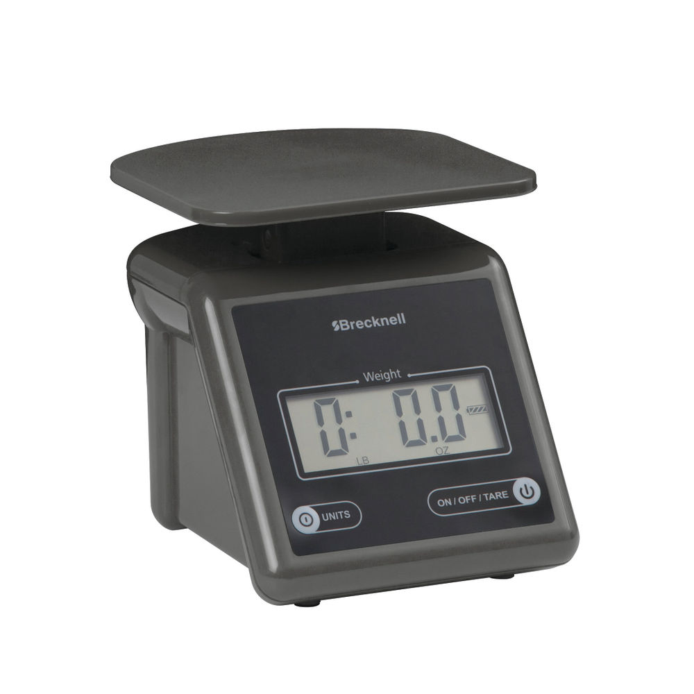 Salter Electronic Postal Scale, 3.2kg - PS7 GREY