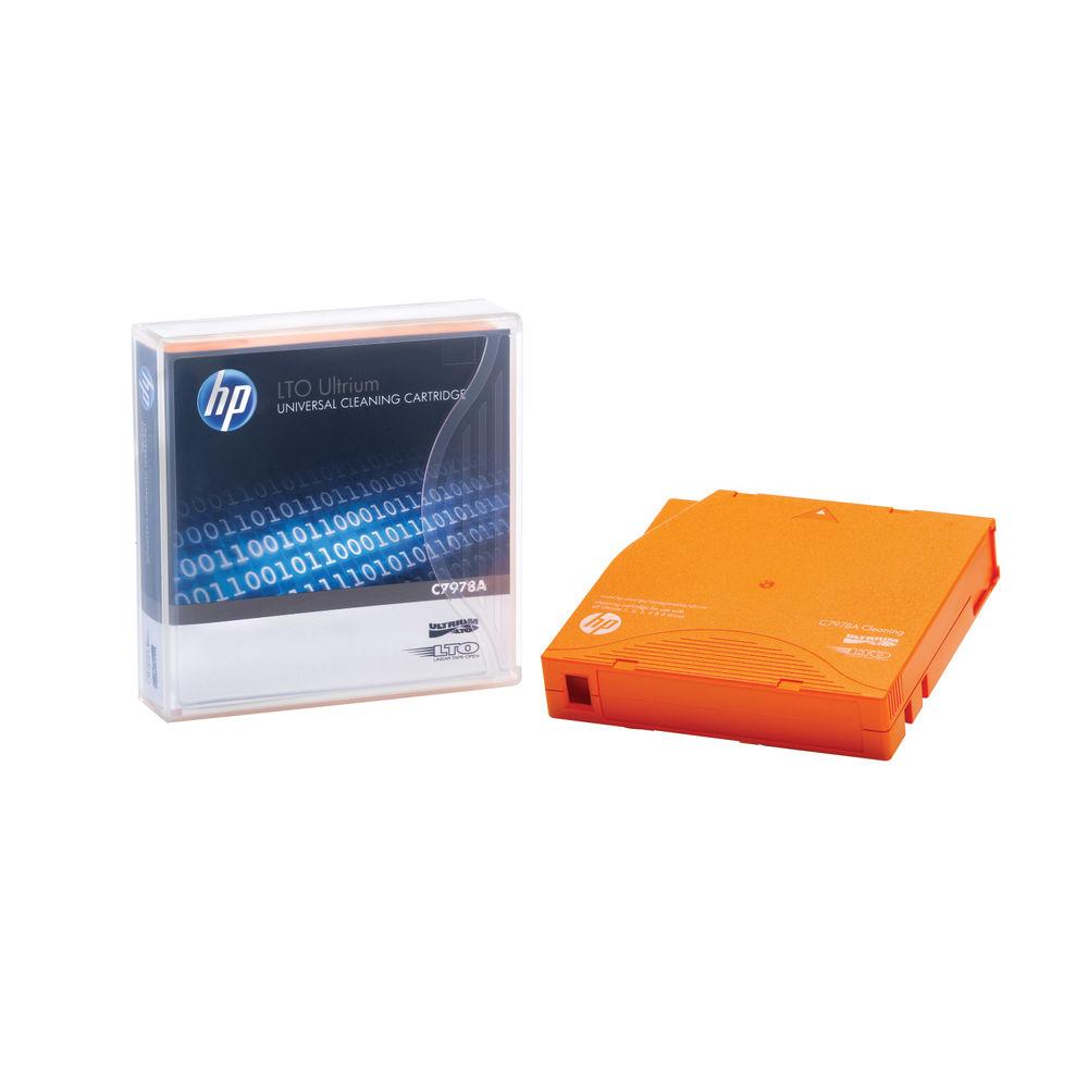 HP Ultrium LTO Universal Cleaning Cartridge C7978A