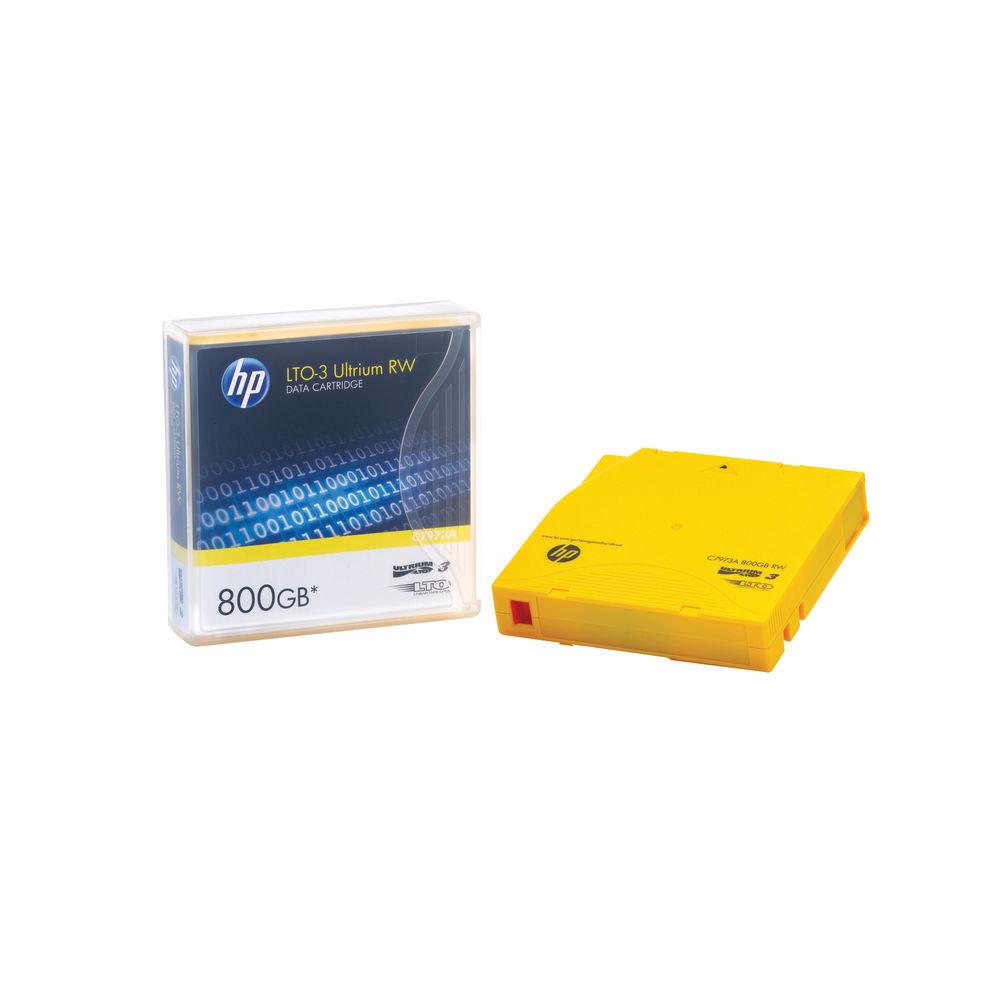 HP Ultrium LTO-3 800GB Data Cartridge C7973A