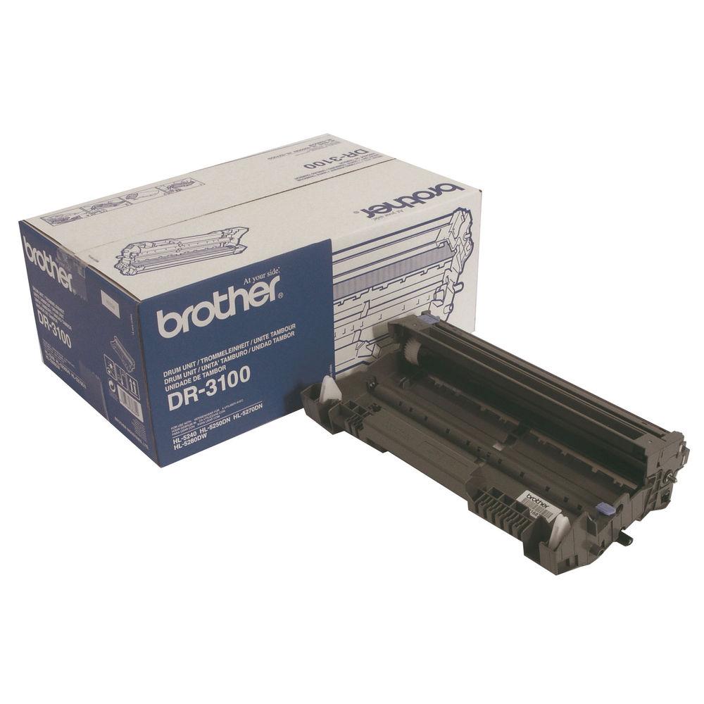 Brother DR3100 Drum Unit - DR3100