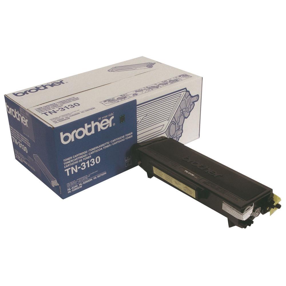 Brother TN-3130 Black Toner Cartridge - TN3130