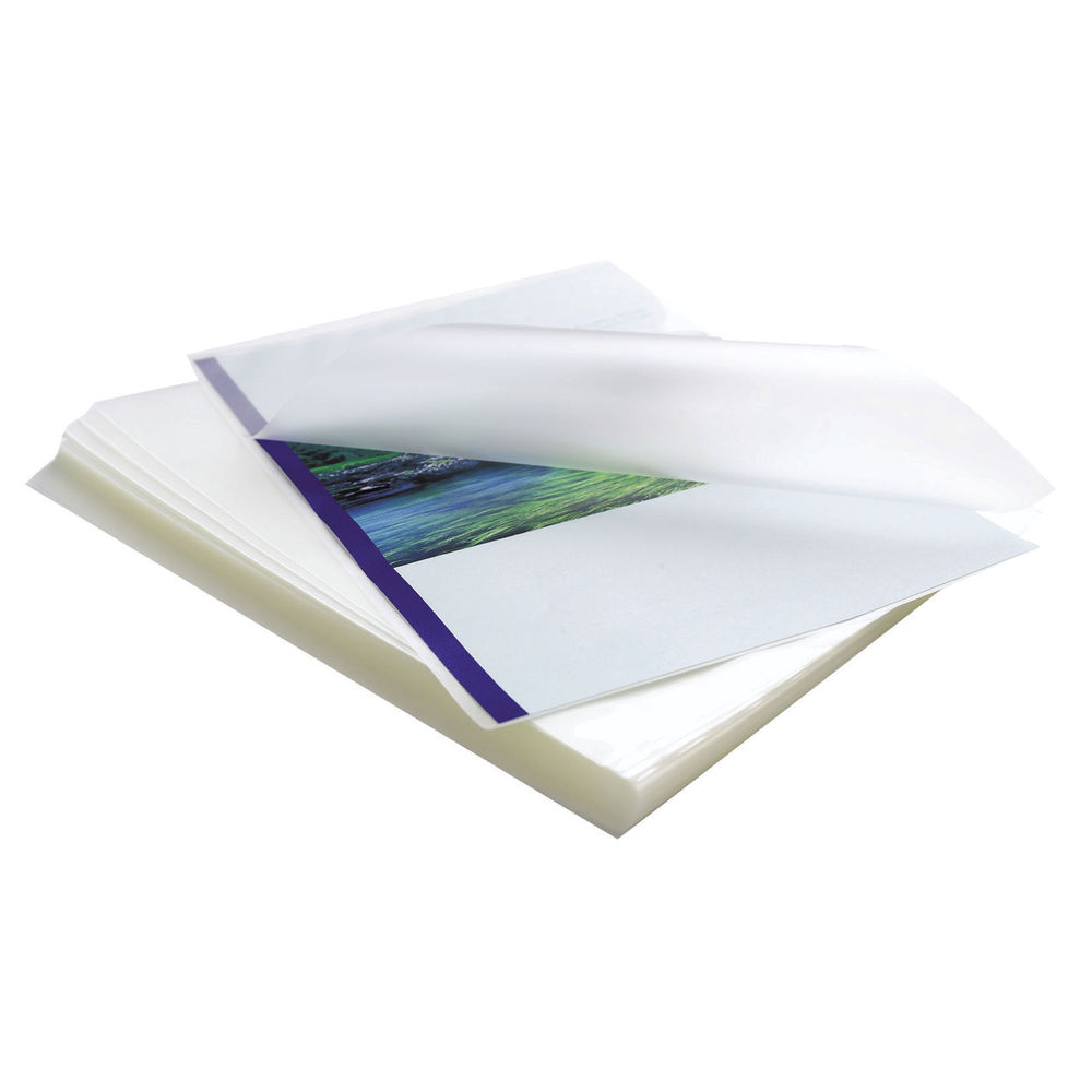 Fellowes Apex A3 Standard Duty Laminating Pouches, Pack of 100 - BB53093