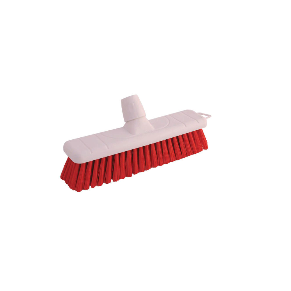 Red 30cm Soft Broom Head - R04048