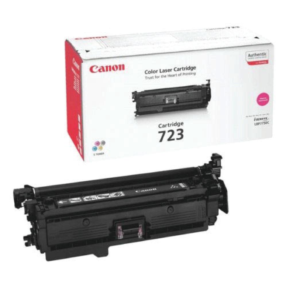 Canon 723 Magenta Toner Cartridge - 2642B002AA