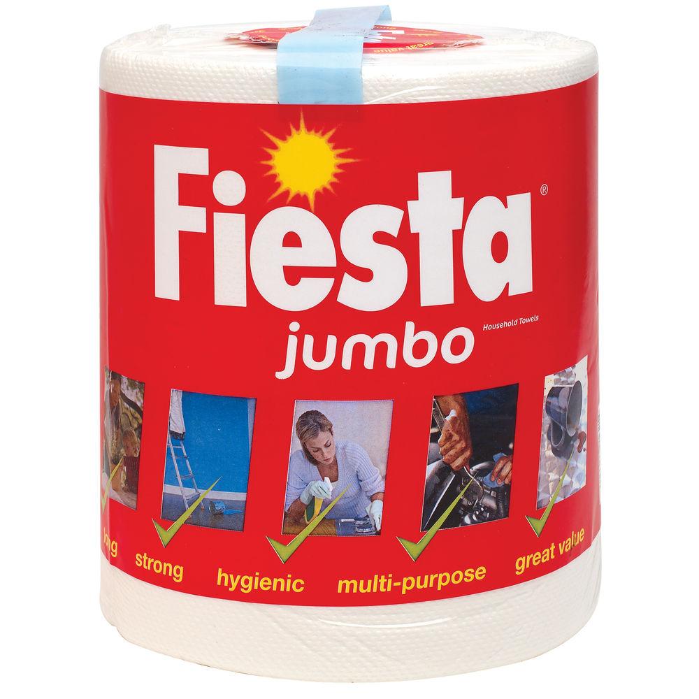 Fiesta Jumbo Kitchen Roll - KKCFJKR