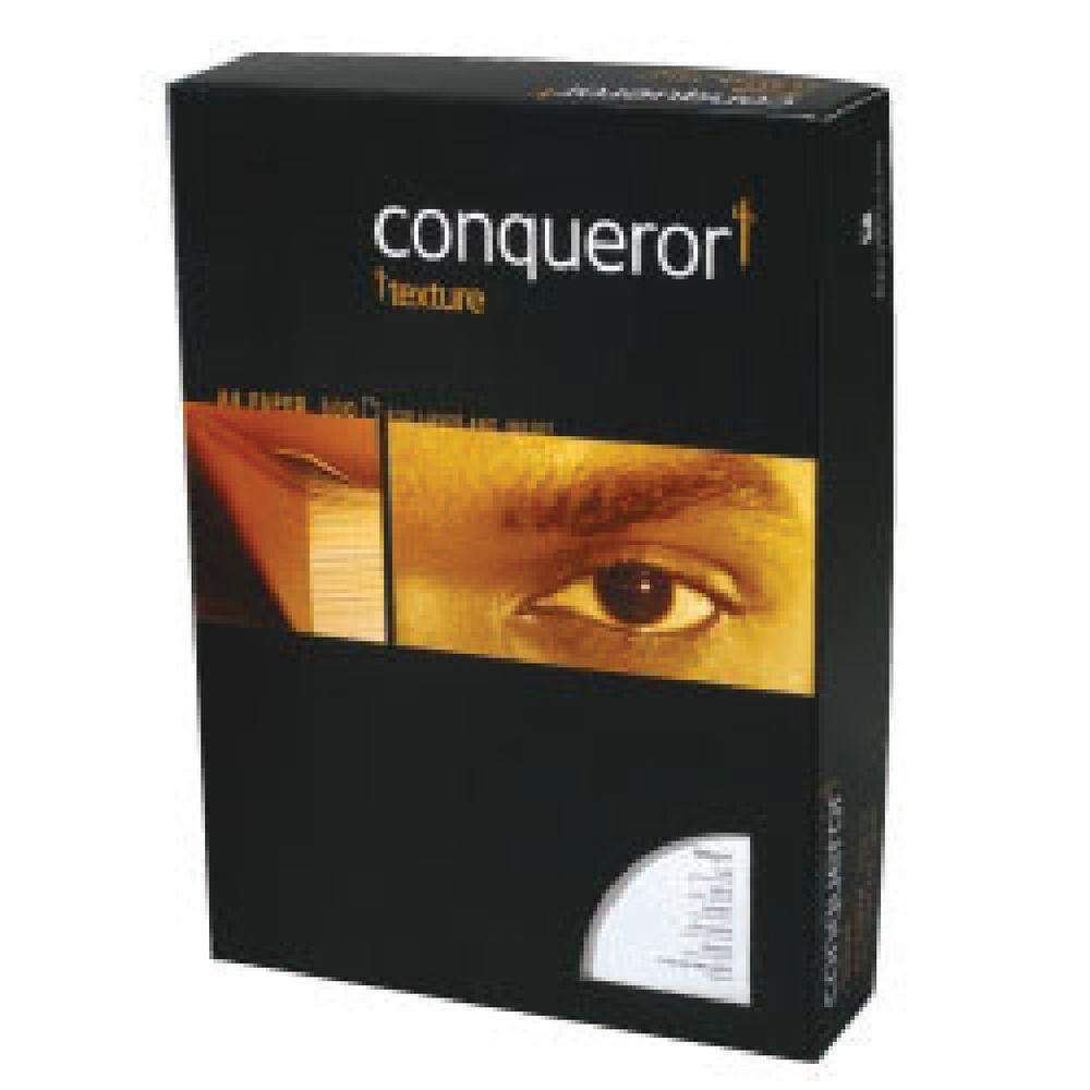 Conqueror Paper Wove Cream A4 100gsm Ream (Pack of 500) CQW0324CRNW