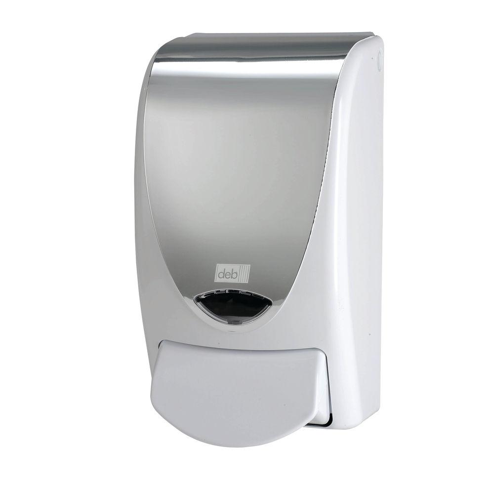 Deb Stoko Proline Soap Dispenser 1 Litre Chrome PROLCHROME
