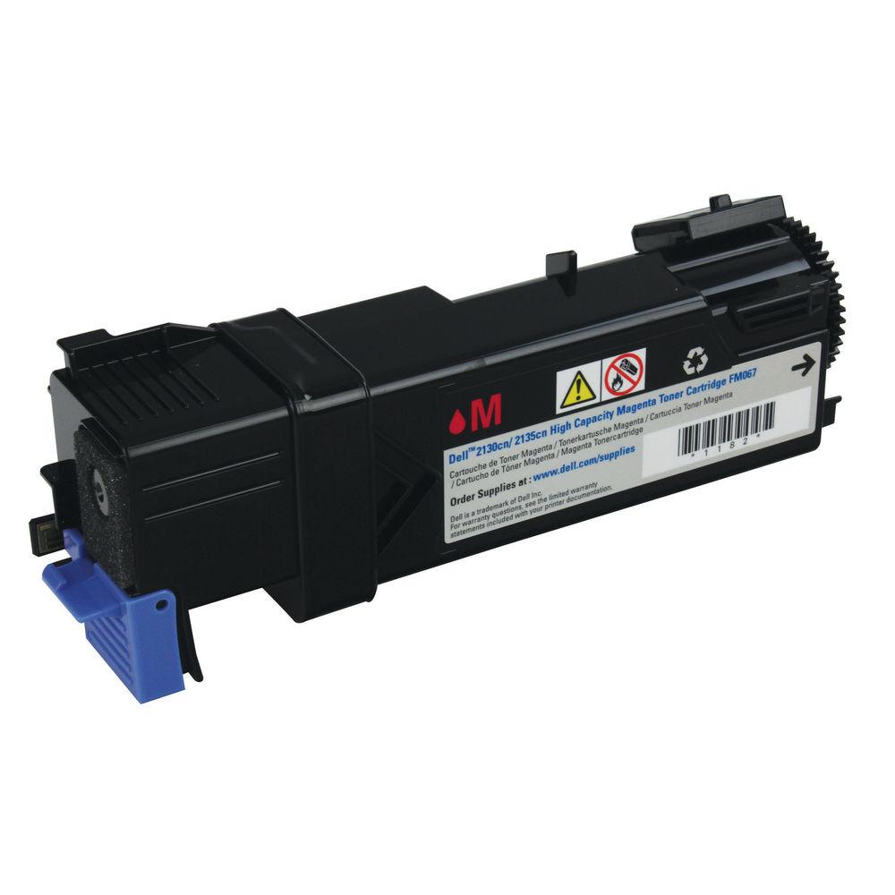 Dell 2130Cn Magenta Laser Toner - High Capacity 593-10315