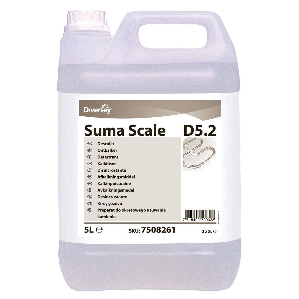 Diversey Suma Scale D5.2 Descaler 5 Litre (Pack of 2) 7516314