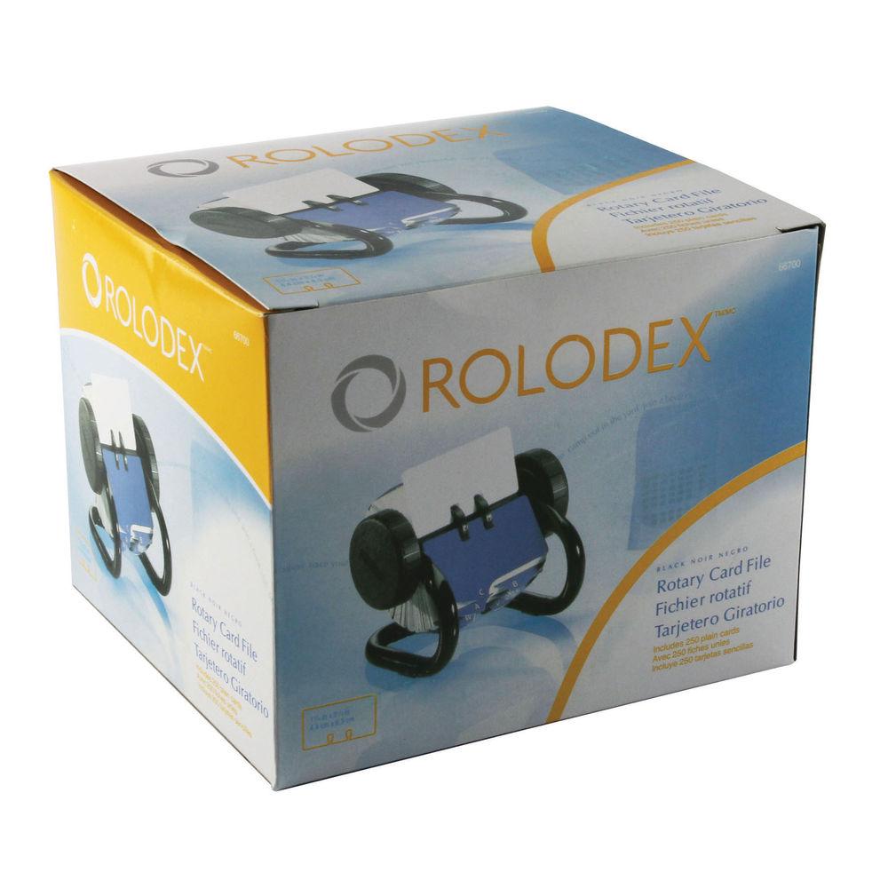 Rolodex Mini Rotary Card File | 66700