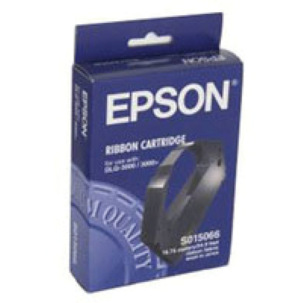 Epson DLQ3000 Black Fabric Ribbon- C13S015066