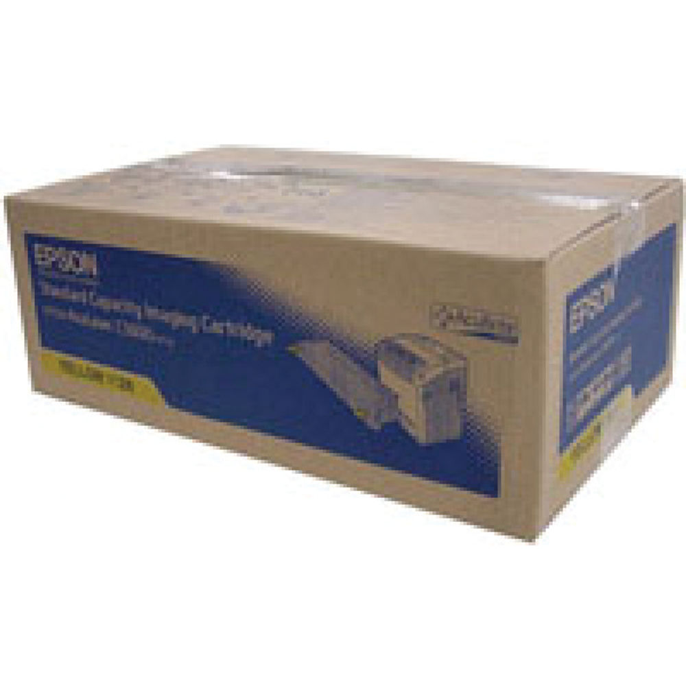 Epson C3800 Yellow Toner Cartridge - C13S051128