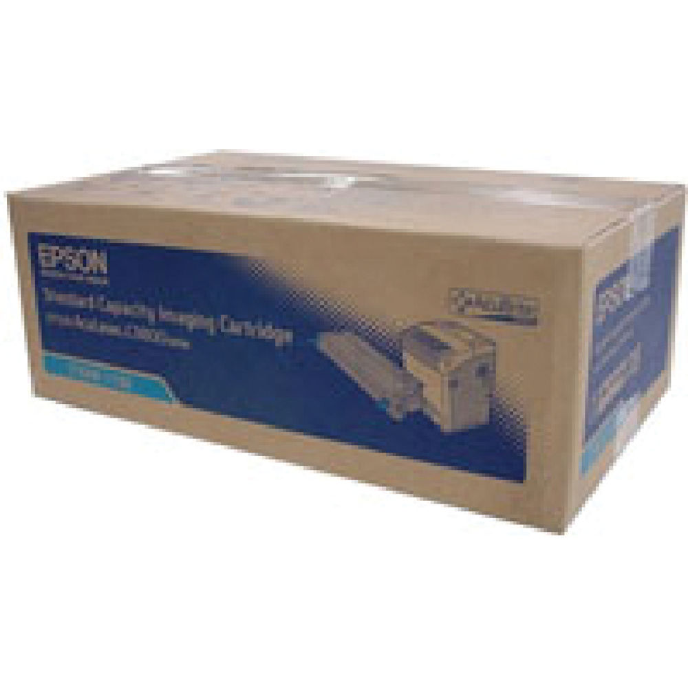 Epson C3800 Cyan Toner Cartridge - C13S051130