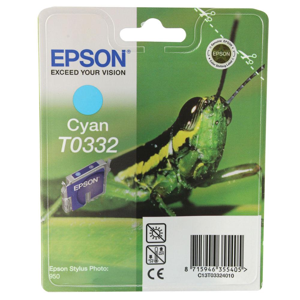 Epson T5445 Light Cyan Ink Cartridge - C13T544500