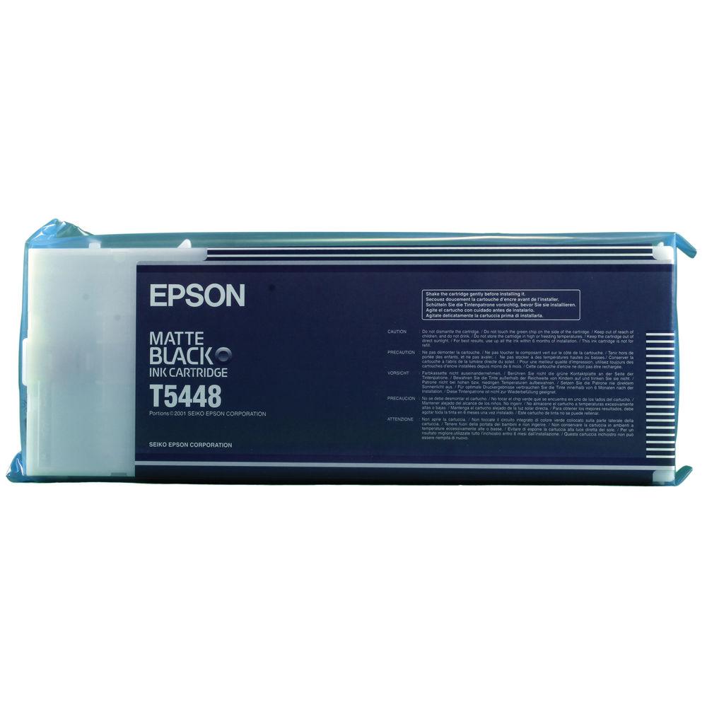 Epson T5448 Matt Black Ink Cartridge - C13T544800