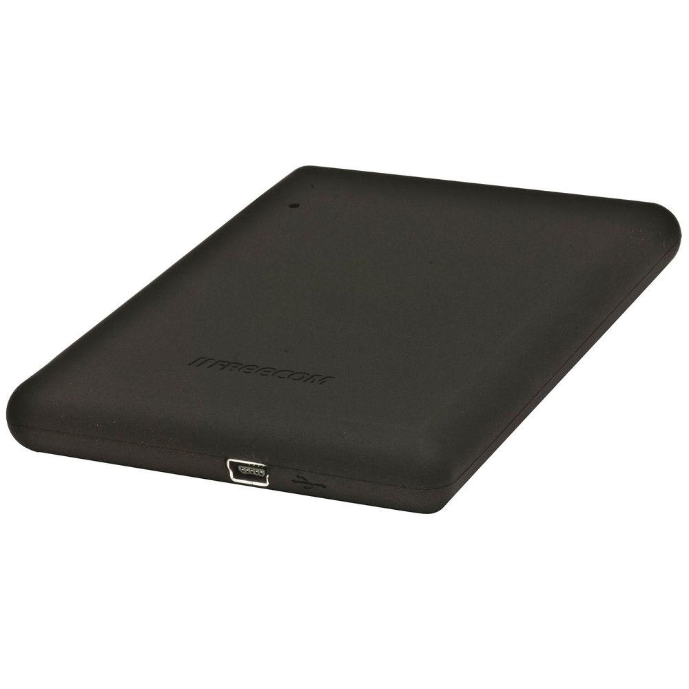 Freecom Mobile XXS Drive 1TB USB External Hard Disk Drive Black 56007