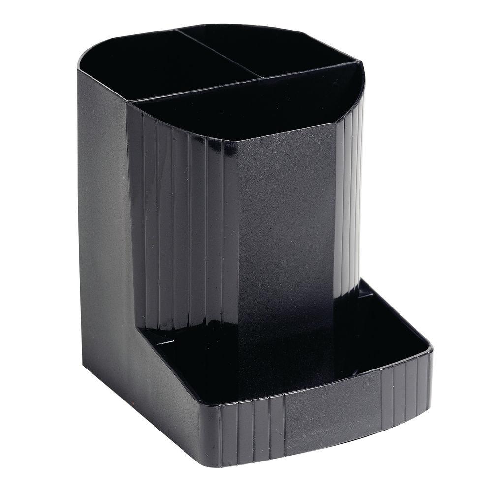 Exacompta Black Forever Pen Pot - 675014D