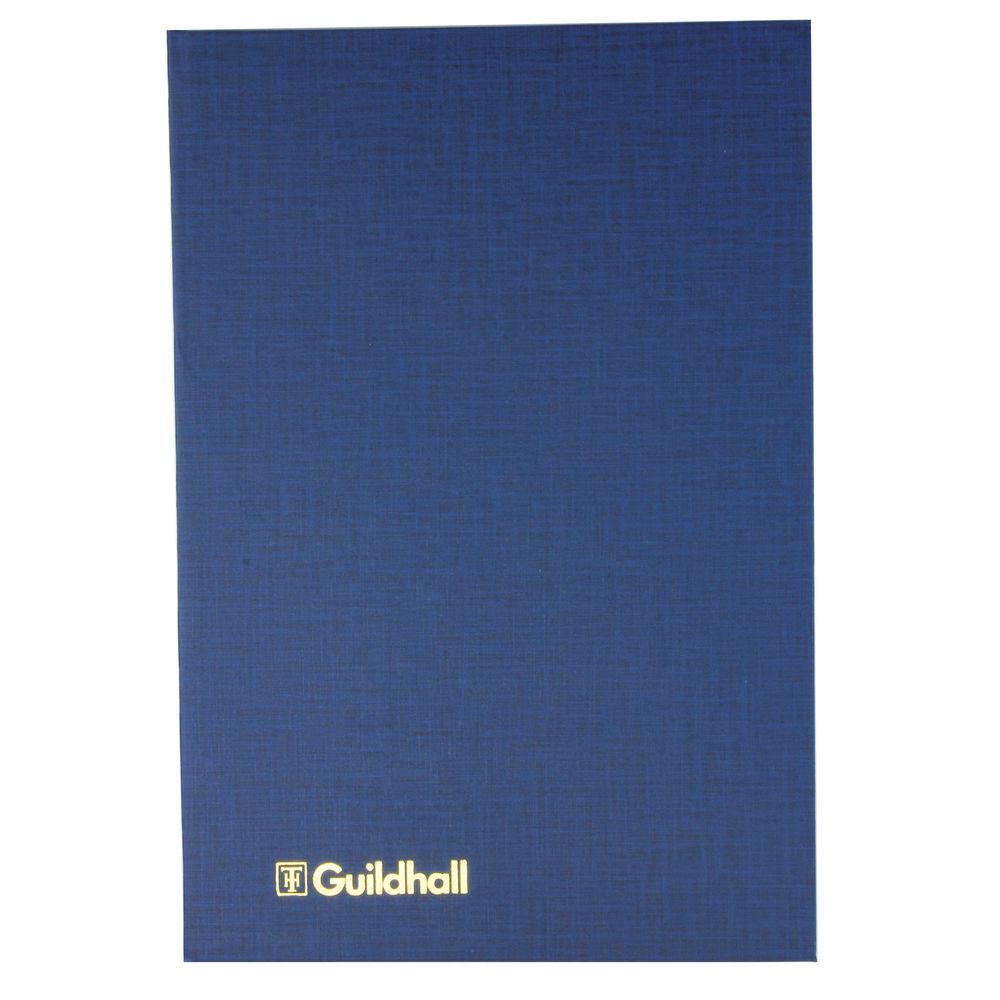 Guildhall 31 Series, 4 Cash Columns Accounts Book - 1016