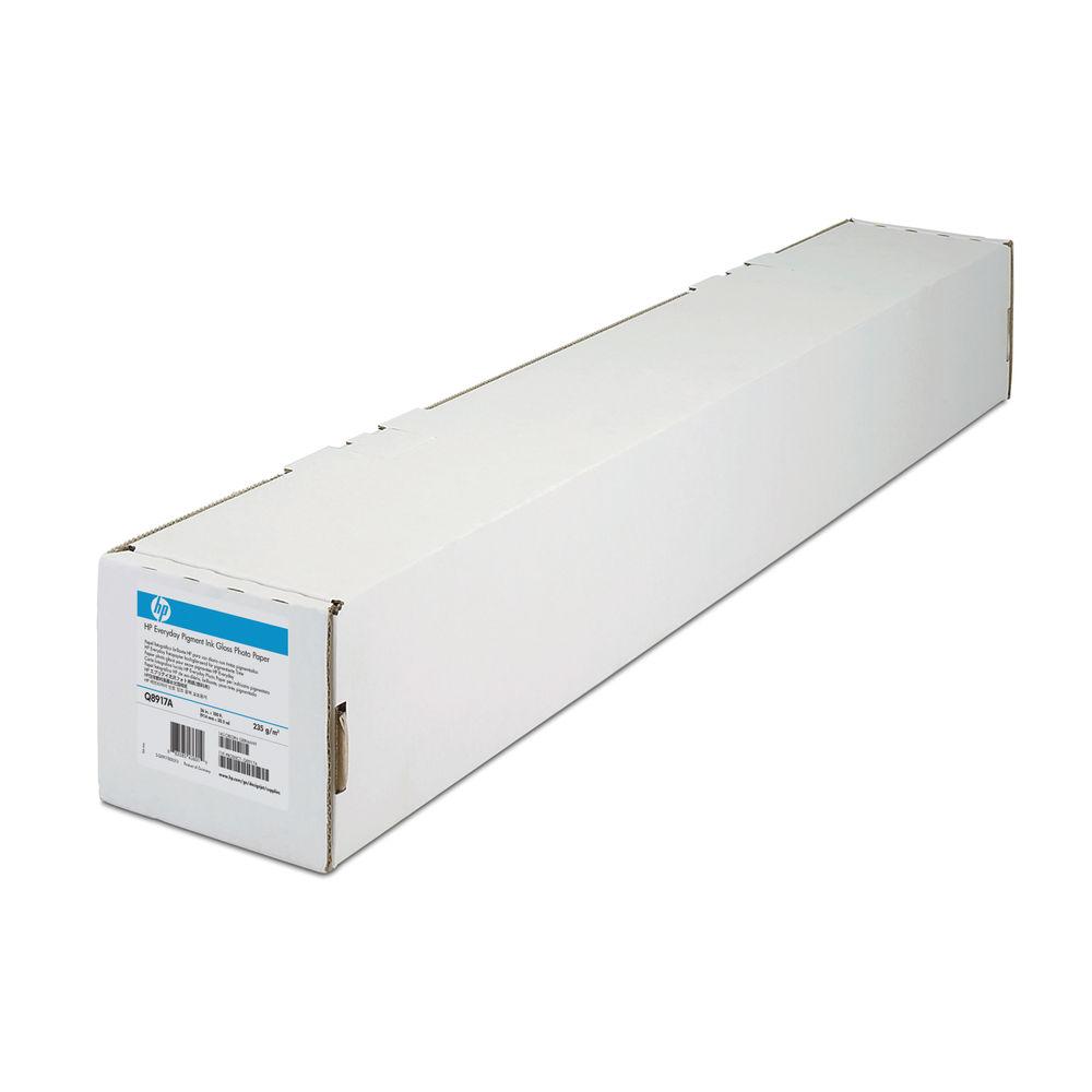 HP Inkjet 174gsm Film Roll, 914mm x 22m, Clear - C3875A