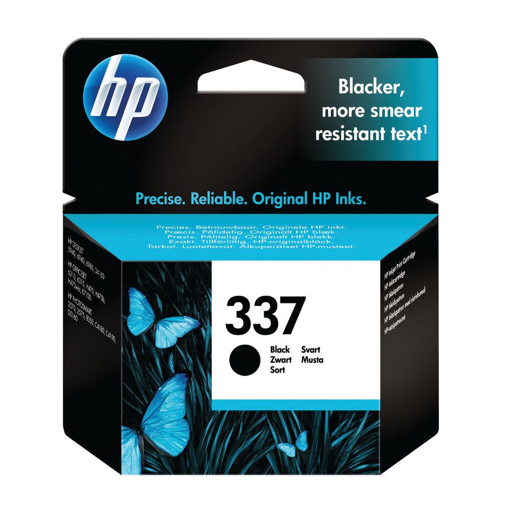 HP 337 Black Ink Cartridge | C9364EE