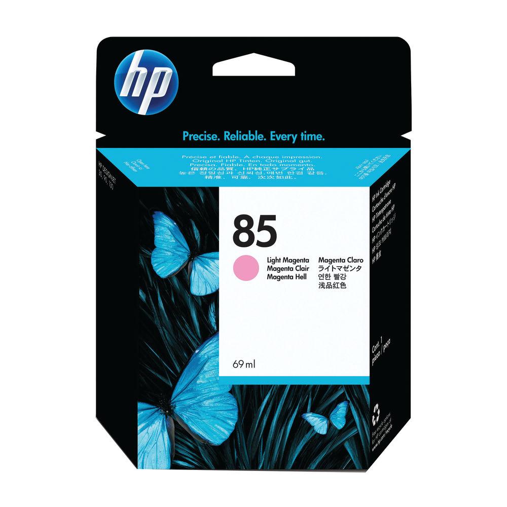 HP 85 Light Magenta Inkjet Cartridge C9429A