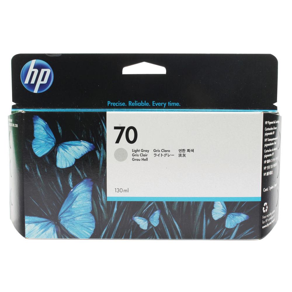 HP 70 Light Grey Ink Cartridge - C9451A