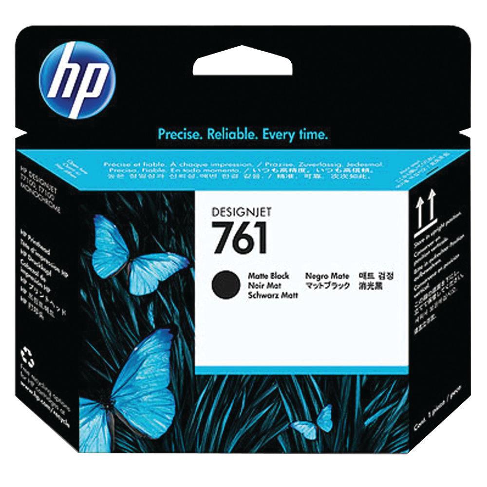 HP 761 DesignJet Matte Black Printhead | CH648A