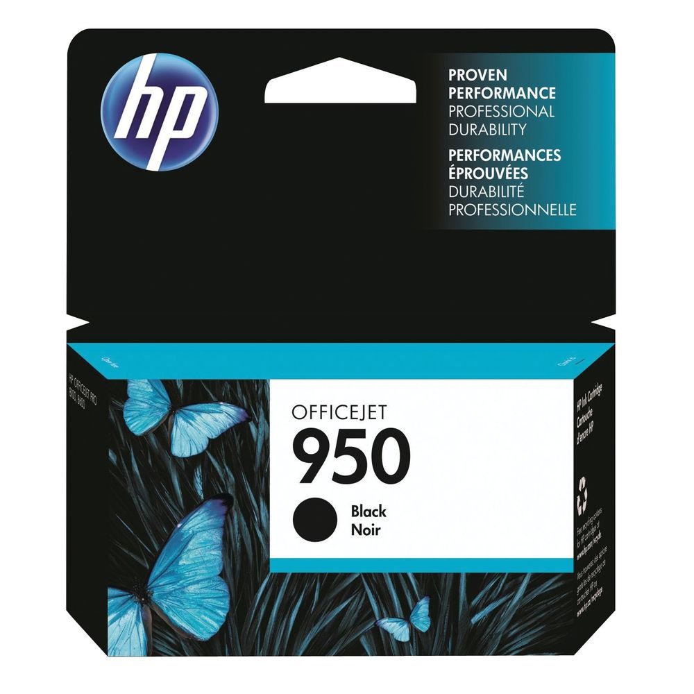 HP 950 Black Ink Cartridge - CN049AE