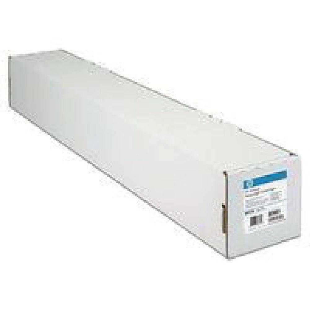 HP Bright White Inkjet Paper Roll 90gsm, 814mm x 45.7m - Q1444A