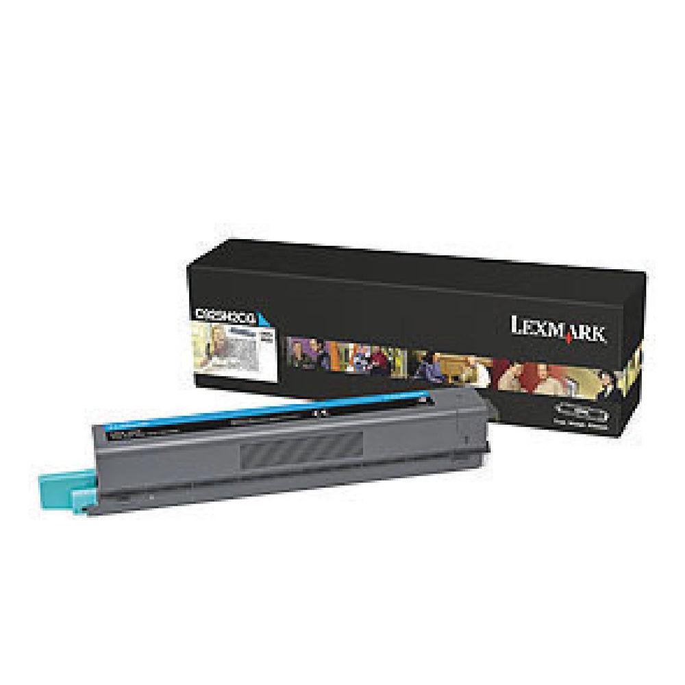 Lexmark C925 Cyan High Yield Toner Cartridge C925H2CG