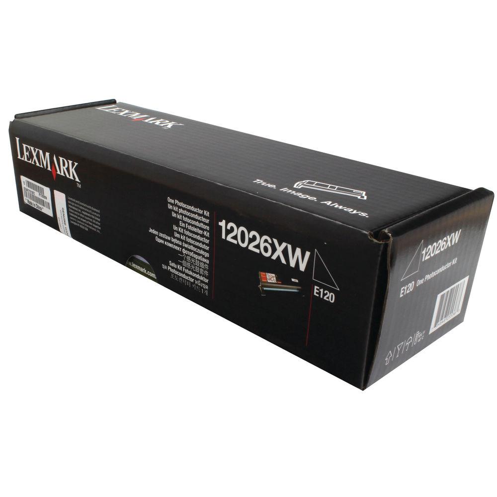Lexmark E120 Photoconductor Unit - 12026XW