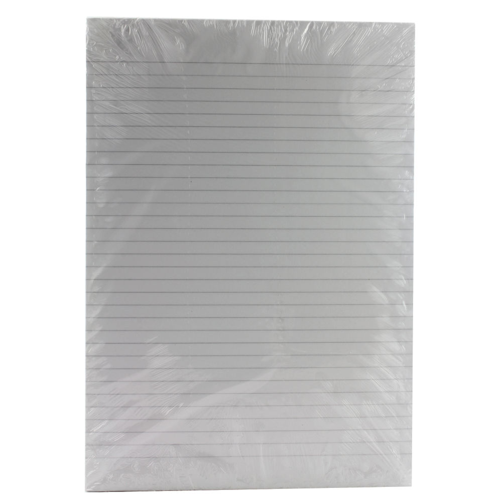 Cambridge A4 Ruled Memo Pads, Pack of 5 - 100080168