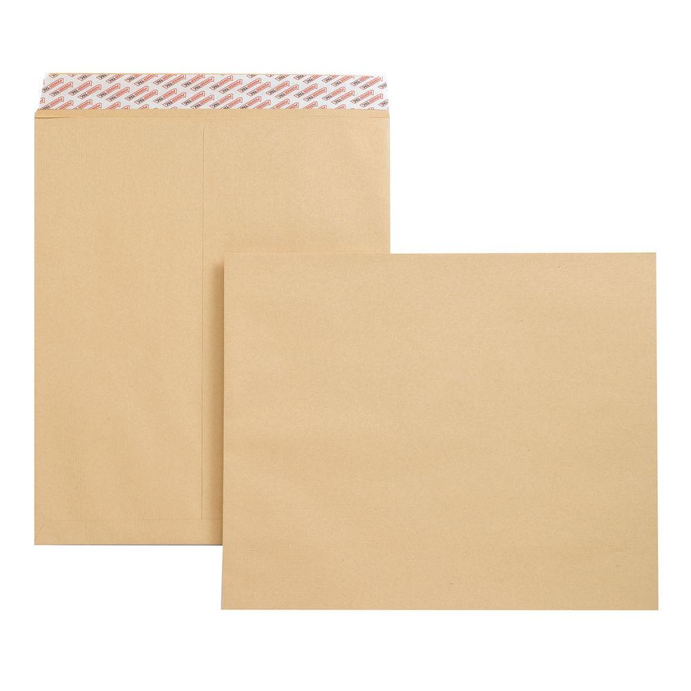 New Guardian Professional Manilla Self Seal Envelopes 130gsm (Pk125) - JDB27713