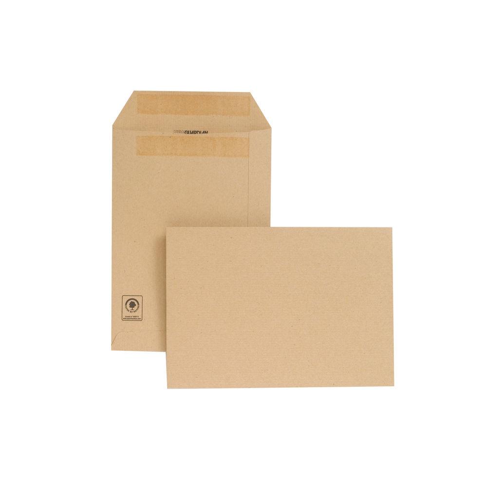 New Guardian C5 Manilla Pocket Envelopes, Pack of 250 - D26103