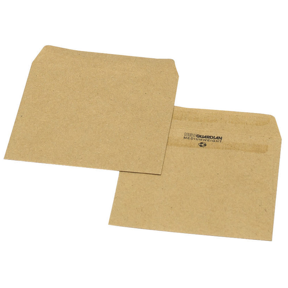 New Guardian Self Seal Plain Wage Envelopes 80gsm - Pack of 1000 - L20219
