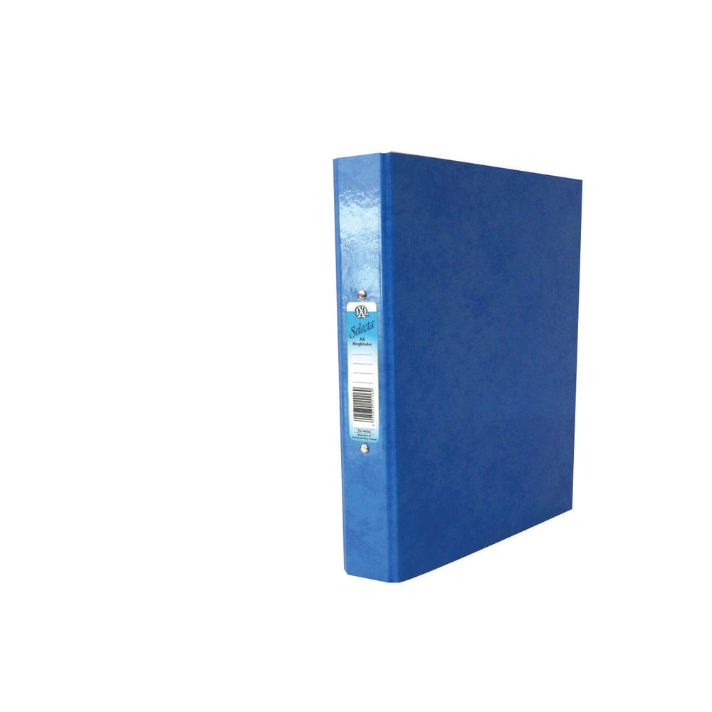 Concord IXL A4 Blue Ring Binder (Pack of 10) 462252
