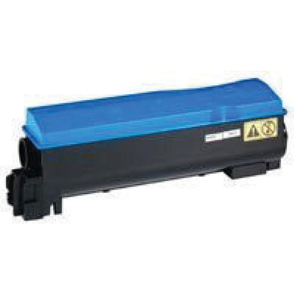 Kyocera TK550C Cyan Toner Cartridge - TK-550C
