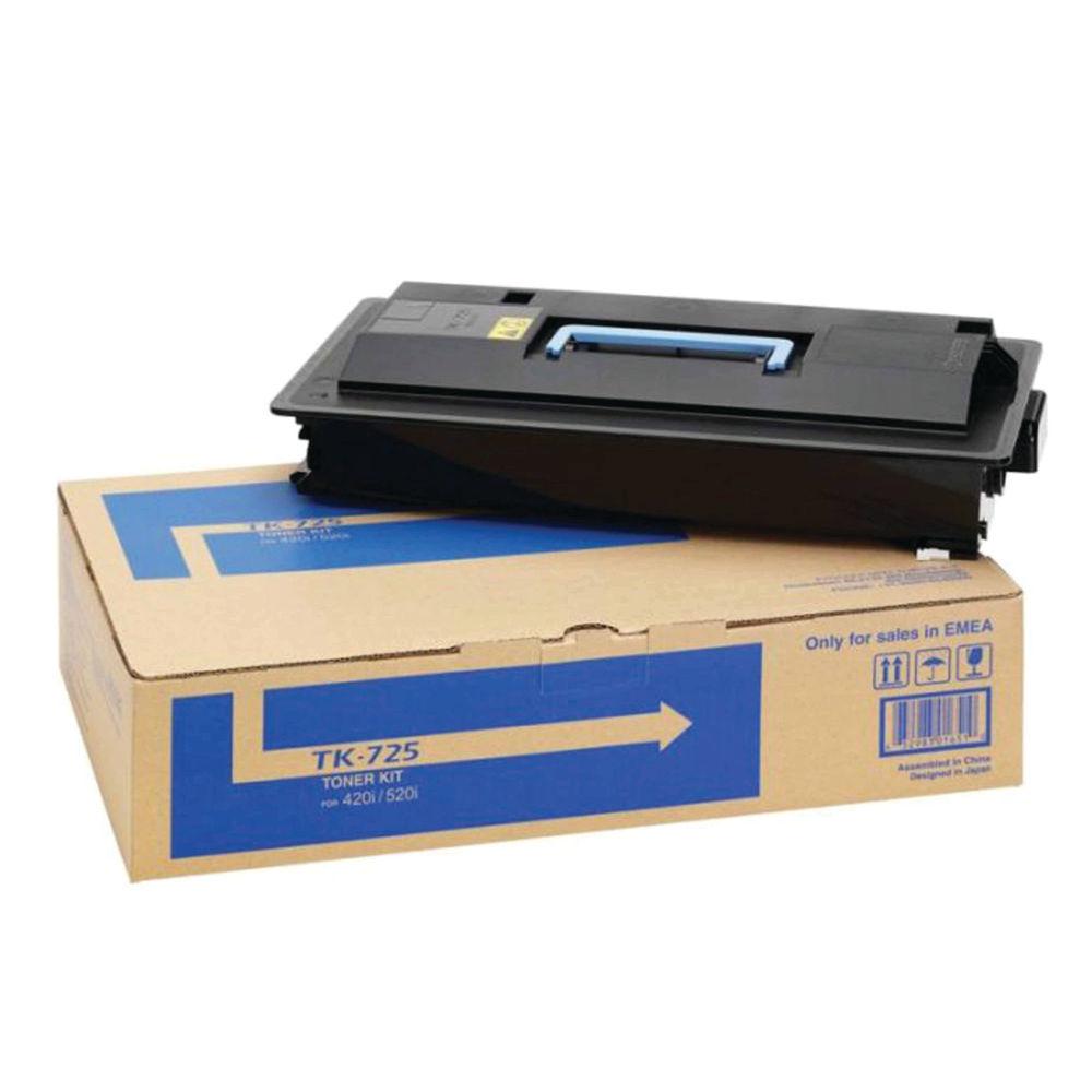 Kyocera TK-725 Black Toner Cartridge - 1T02KR0NL0