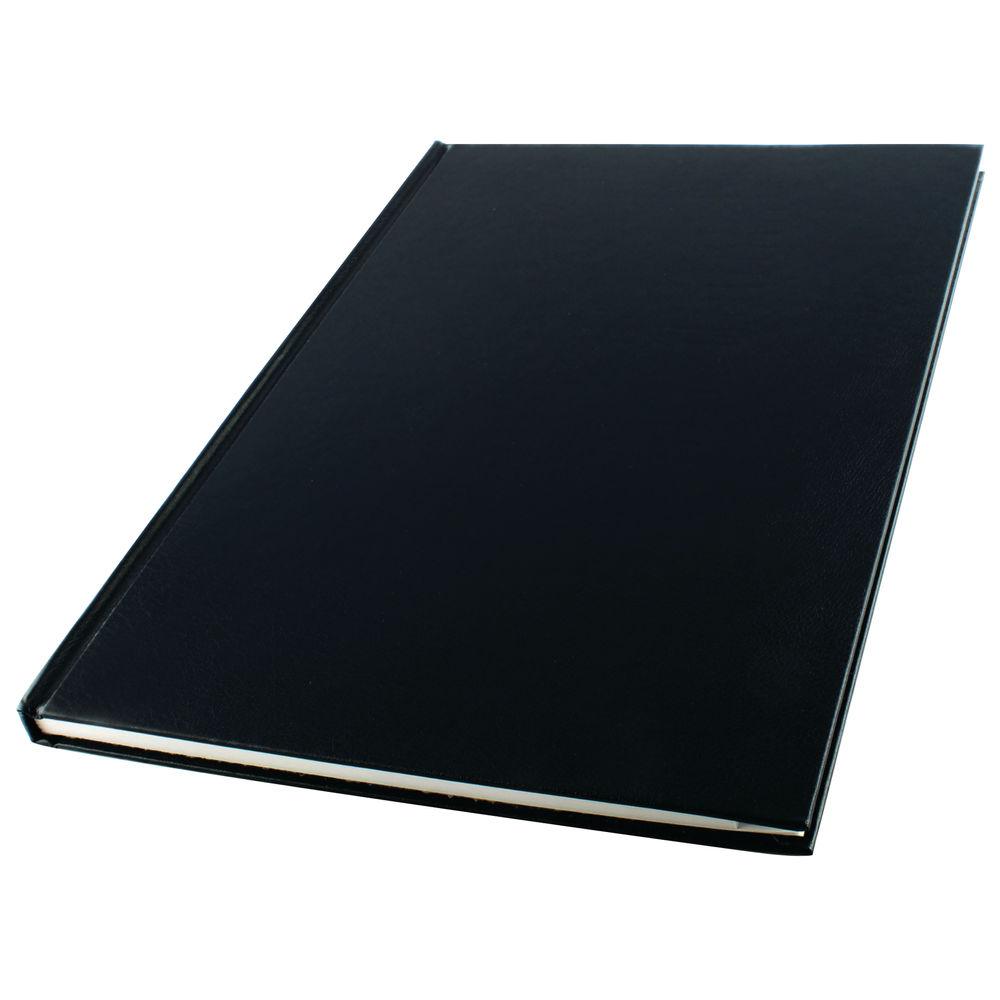 Q-Connect A4 Indexed Manuscript Book - F00059